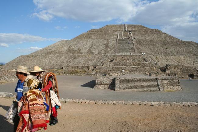 טיול למקסיקו - טהוטיהואקן