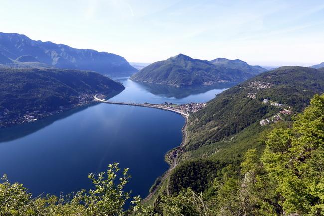 אגם לוגאנו