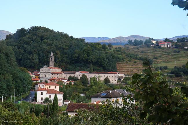 טיול באיטליה - טוסקנה