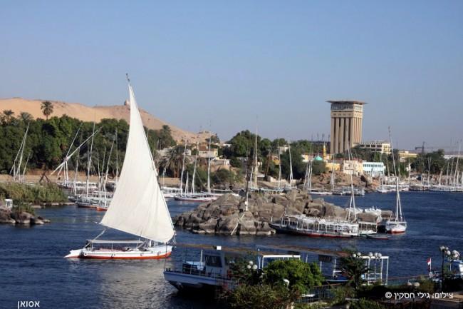 טיול למצרים - הנילוס