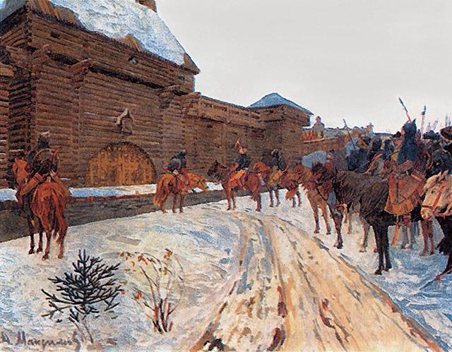 מצור טטרי על ולדימיר