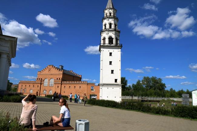 המגדל של משפחת מדבב. צילם: גילי חסקין