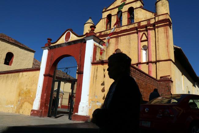 טיול במקסיקו