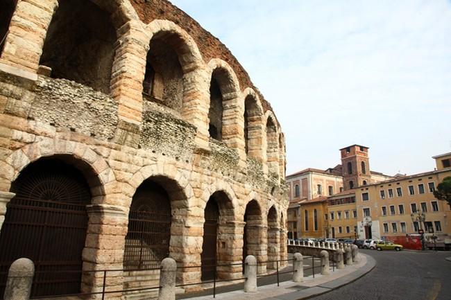 טיול לאיטליה - ורונה