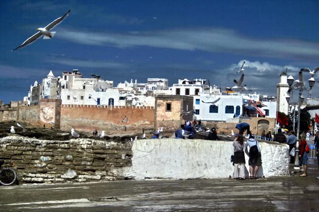 טיול למרוקו - א-סווירה