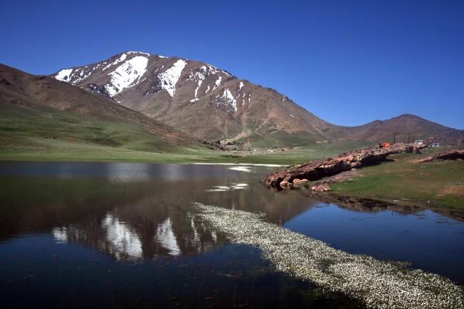 הרי האטלס הגבוה. צילום: גילי חסקין