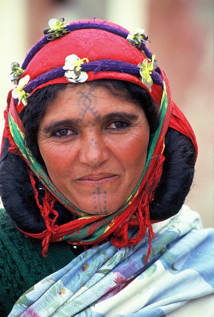 טיול למרוקו - ברברים