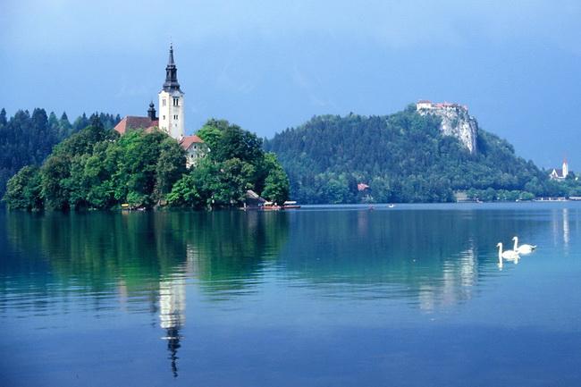 טיול לסלובניה
