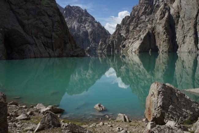 טיול לקירגיזסטן - האדם הנעלם. צילום: יזהר גמליאלי.