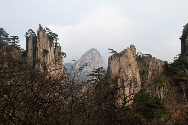 huang_shan טיול לסין