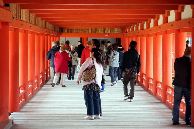 מקדש שינטו - טיול ליפן