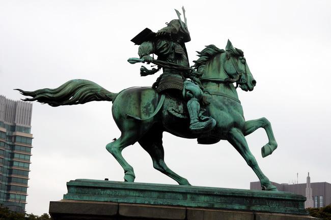 טיול ליפן - סמוראים