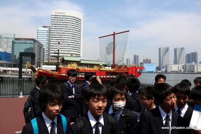 טיול ליפן - טוקיו