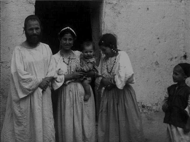 יהודים ברברים האוסף של יגאל בן נון