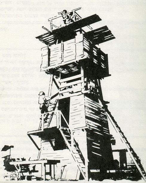 המגדל בכפר גליקסון