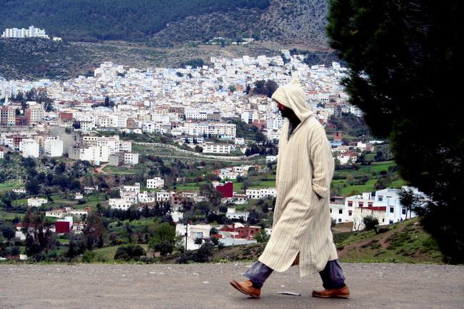 הכפר שפשוואן בהרי הריף. צילום: גילי חסקין