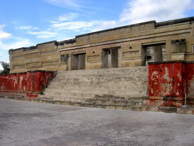 טיול למקסיקו - מיטלה