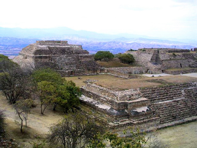 טיול למקסיקו - זפוטקים