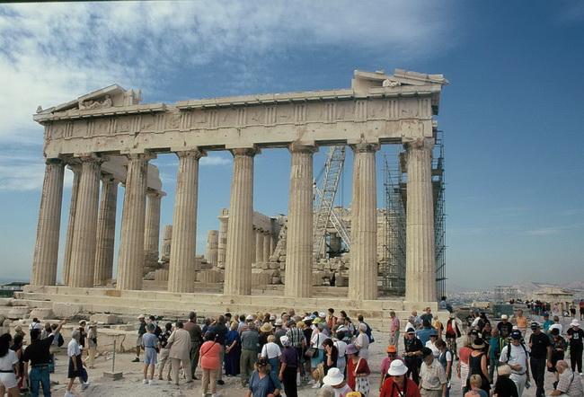 הפרתנון באתונה