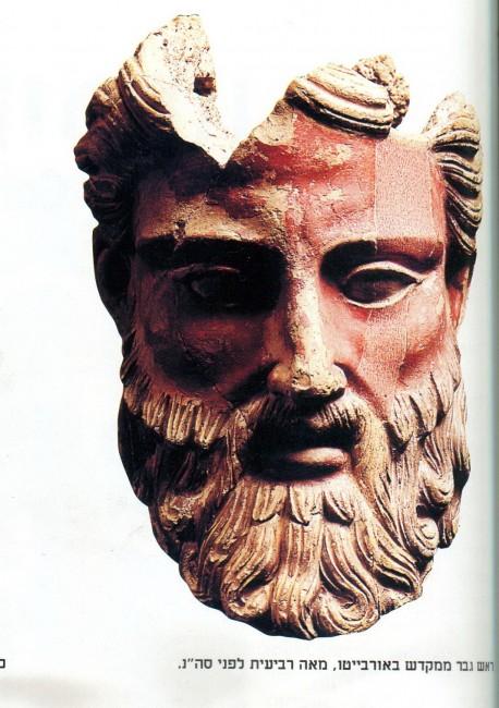 טיול לאיטליה - פסל אטרוסקי