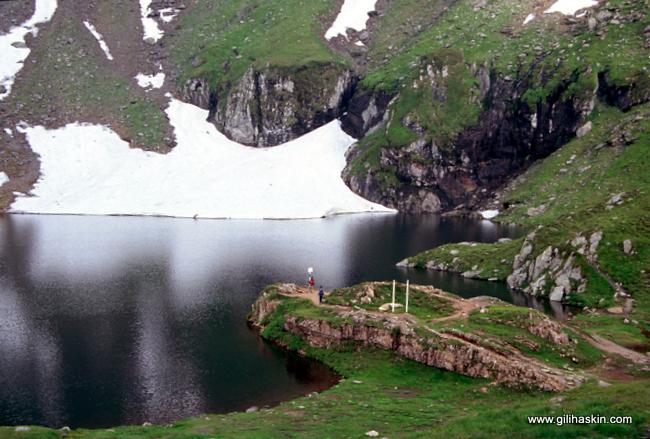 שבעת האגמים. צילום: גילי חסקין