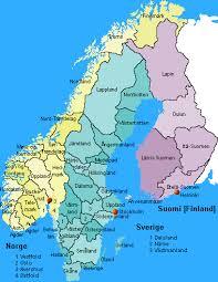טיול לסקנדינביה