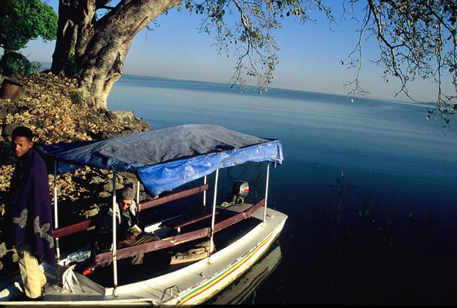 טיול לאתיופיה - אגם טאנה
