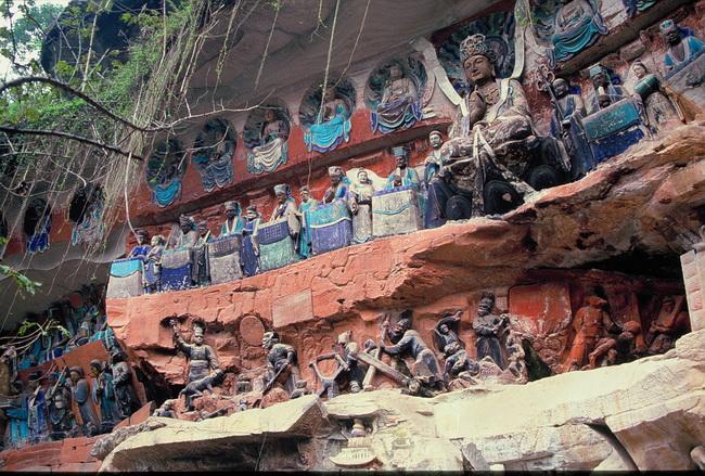 טיול לסין - שושלת טאנג