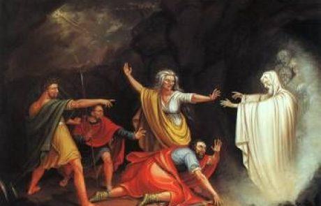 סופו של שאול המלך