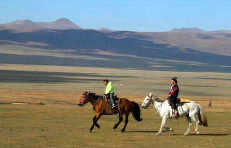 אל עומק דרך המשי –  בסין וקירגיסטן  יולי  2019