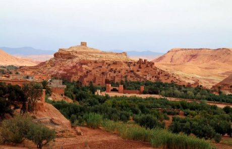 טיול למרוקו – אפריל 2017**משולב ג'יפים ואוטובוס