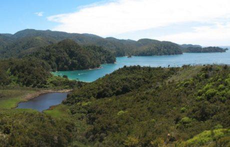 טיול  לניו זילנד-2015