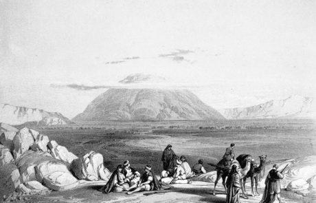 תולדות עמק יזרעאל בשלהי התקופה העות'מנית (1800-1920)