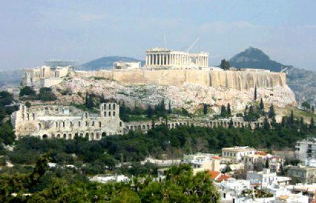סיור באקרופוליס של אתונה