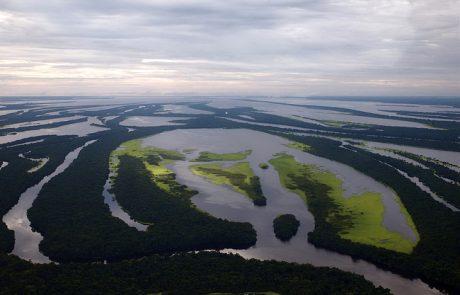 האמזונס – הכביר בנהרות העולם