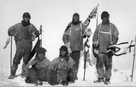 גיבורי אנטארקטיקה: רוברט פלקון סקוט