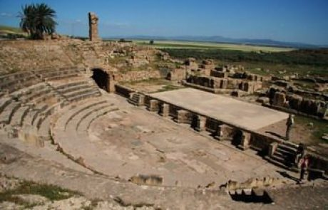 התיאטרון בעולם הקלאסי