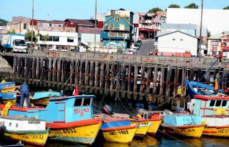 צ'ילה – טיולים באזור האגמים