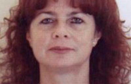 סגנית שר הביטחון (דליה רבין) והעצרת