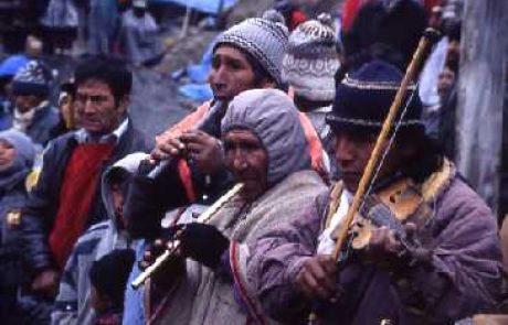 טיול לפרו ובוליביה בחופשת הפסח. אפריל 2011