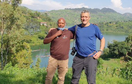 פול קגמה נשיא רואנדה