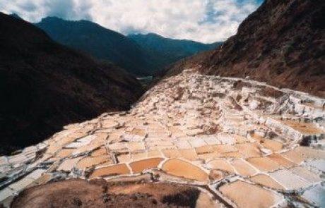 ההתגבשות של התרבויות הפרואניות הקדומות