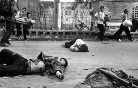 גרילה, טרור ומוסר