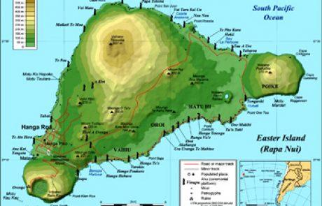 בעקבות התרבויות העתיקות של אי הפסחא