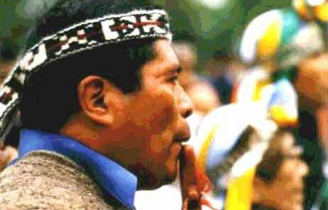 שבטי המפוצ'ה בדרום צ'ילה