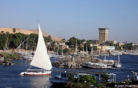 הרצאה – מצרים לאורך הנילוס