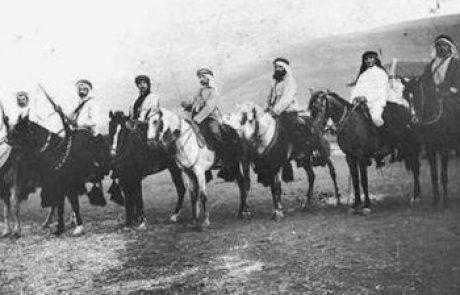 השומר-ההתגוננות היהודית בתק' העלייה השנייה