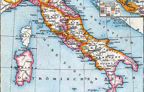 תולדות איטליה בימי הבינים המוקדמים