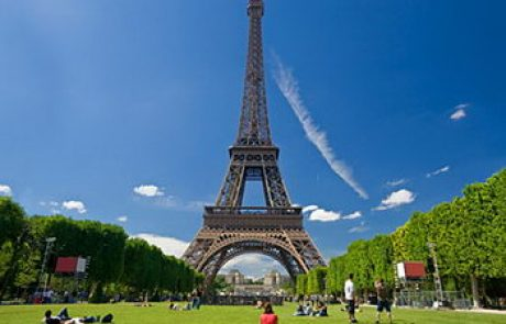טיול לפריז – מכתב אהבה