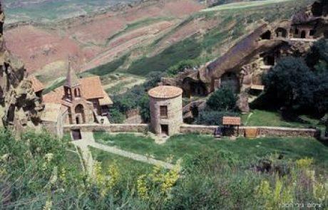 תולדות גאורגיה (גרוזיה ) בימי הביניים